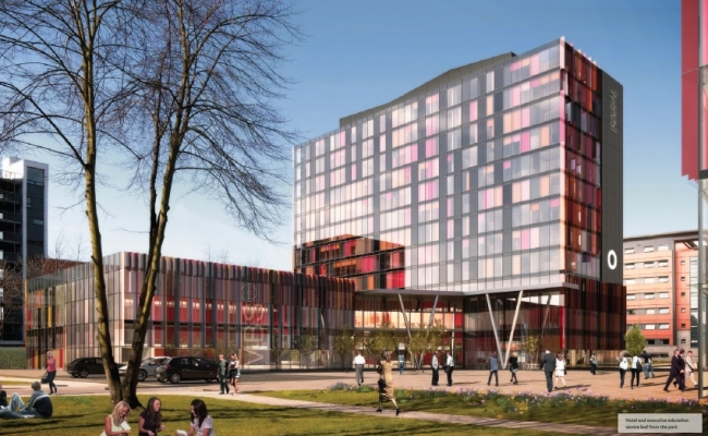University of Manchester Executive Education Facility & New Hotel – Project Value £25m