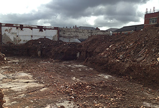 Industrial Units, Cheetham Hill, Manchester